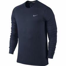 Nike Dri Fit Football / Running Skins 2xl / Xxl Long Sleeves Dri-fit Black