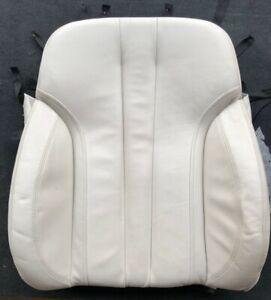 BMW 6 SERIES F06 F12 F13 FRONT LEFT SEAT COVER LEATHER 7273593