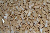100 x LEGO® Brick / Stein / Steine 1x2 ( 3004 ) in Weiß / White NEU