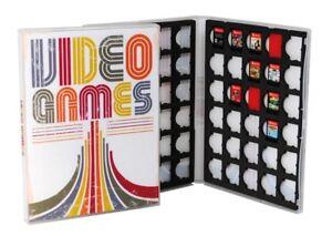 Nintendo Switch Cartridge Game Case, Holds 60 Game Cartridges - Retro