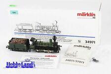 "H0 AC Digital Märklin  34971  K.Bay.Sts.B steam locomotive B.VI ""Tölz"" with"