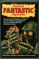 Famous Fantastic Mysteries by