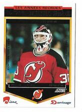1993-94 DIANA DURIVAGE GRANDS HOCKEYEURS QUEBECOIS # 5 MARTIN BRODEUR !!