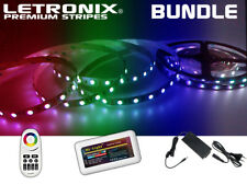 LETRONIX Premium Milight Bundle 5m LED Streifen RGBCW 300 LEDs Ip20 FB