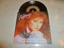 "TIFFANY - Could've Been - 1987 UK 2-track 7"" Vinyl Single"