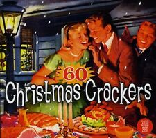 Various Artists - 60 Christmas Crackers / Various [New CD] UK - Import