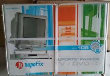 BASE O SOPORTE DE PARED NAPOFIX PARA TELEVISION DE 14 Y DVD, TV, TELEVISOR