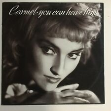 """Carmel You Can Have Him EXc Liberation Label 12"""" Single"""