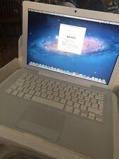 Macbook A1181 fin 2007 SSD 240go Boîte d'origine