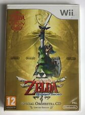 Nintendo Wii The Legend of Zelda Skyward Sword, UK Pal, New & Factory Sealed