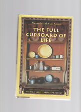 ALEXANDER McCALL SMITH hcdj The Full Cupboard of Life #1 Ladies Detective Agency