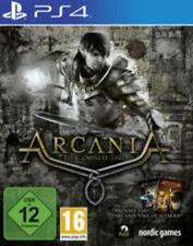 Playstation 4 ARCANIA GOTHIC 4 The Complete Goty Edition Top Zustand