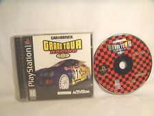 Car and Driver Presents: Grand Tour Racing '98 (Sony PlayStation 1, 1997)