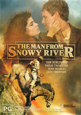 The Man from Snowy River  - DVD - NEW Region 4