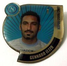 Pin Spilla Calcio Napoli 2006/2007 - Gennaro Iezzo