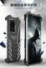Batman Aluminum Bumper Shockproof Case Cover For Samsung Galaxy S20ultra Note 10