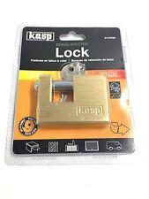 Kasp 170 Latón obturador Lock - 70 milímetros 70mm K17070D