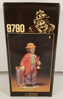 Emmett Kelly Jr Signature Collection Flambro Imports Figurine Collectible 9790 F