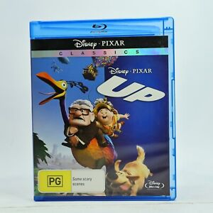 UP Blu Ray 2-Disc Set Disney Pixar Good Condition Free Tracked Post