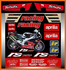 KIT ADESIVI MOTO APRILIA TETSUYA - RS REPLICA 250 Racing