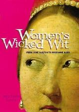 Women's Wicked Wit: From Jane Austen to Rosanne Barr, Lovric, Michelle