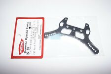 Kyosho Inferno GT3 CNC Hard Front Shock Stay/Gunmetal (IG156)