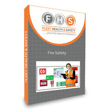 Fire Safety DVD 2019  Prevention, Detection, Hazards, Risks, Extinguishers