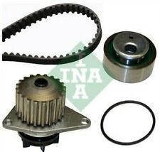 Timing Belt Kit + Water Pump For 1.0 1.1 AX BX C15 SAXO 106 205 206 306 PARTNER