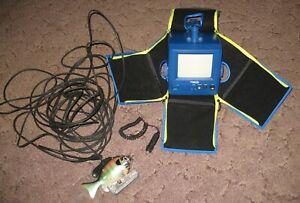 AQUA VU SCOUT II UNDERWATER VIEWING SYSTEM FISH CAMERA Finder