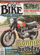 Triumph T120 turns 50  Velocettes   Broadford Bonanza   Sandy McCrae OLD BIKE 13