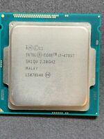Intel Core i7-4785T 2.20GHz Quad-Core 8 Desktop SR1QU LGA1150 CPU Processor