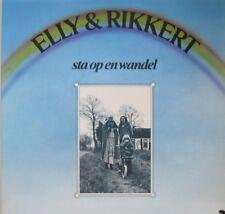ELLY & RIKKERT - STA OP EN WANDEL -  LP
