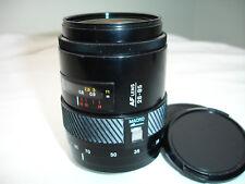 MINOLTA AF 28-85mm F 3.5-4.5 MACRO Lens for MINOLTA MAXXUM SONY ALPHA sn34203309