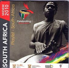 2 CD DIGIPACK 34T MIDEM 2010 A COLLECTION OF SOUTH AFRICAN SONGS NEUF SCELLE