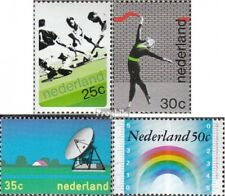Netherlands 1013-1016 (complete issue) unmounted mint / never hinged 1973 Annive