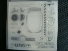 Close To My Heart S1805 Classic Summer Bash SOTM Stamp Set CTMH