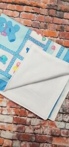 ABC TEDDIES handmade LINED baby swaddle blanket cotton blend fabrics AUSTRALIA