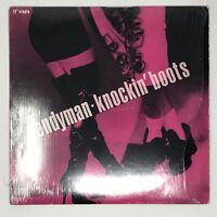 "Candyman Knockin Boots Vinyl Record Keep On Watcha Doin 90s Hip Hop New Jack 12"""
