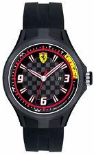 Ferrari Pit Crew Quartz Analog Black Dial Men's Watch 830005