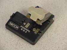 Siecor Corning FBC-006 Precision Optical Fiber Cleaver