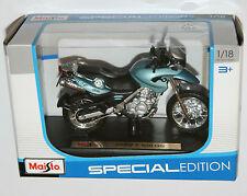 Maisto - BMW F 650 GS - Motorbike Model Scale 1:18