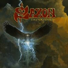 "Saxon - Thunderbolt (NEW 12"" RED VINYL LP)"