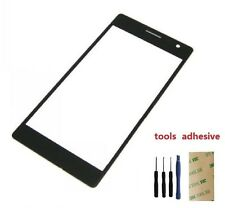 Front Screen Outer Glass lens (No Touch) For Nokia Lumia 730 735 + Adhesive