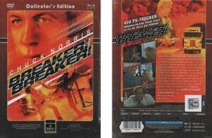 BREAKER! BREAKER! (Chuck Norris) - Limited Mediabook (Nameless, Cover C), BD+DVD