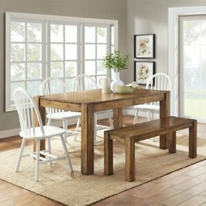 hot new Autumn Lane Windsor Solid Wood Dining Chairs, Set of 2, Solid White