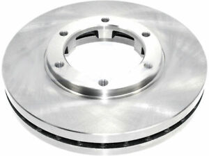 Front Pronto Brake Rotor fits Sterling Truck 360 2007-2009 45VTMY