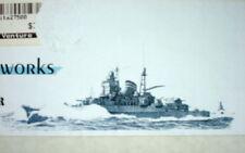 Yankee Model Works Resin Kit-1/350 Ykm 35069 Ijn Heavy Cruiser Mogame -1942