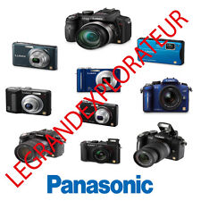 Ultimate Panasonic Digital Camera  Repair Service Manuals  (PDFs manual s DVD)