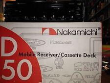 AUTORADIO A CASSETTA NAKAMICHI TD-250  MOBILE RECEIVER / CASSETTE DECK