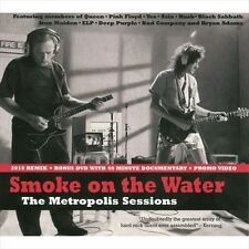 CD+DVD Smoke on the water session feat. Deep Purple, Tony Iommi